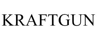 KRAFTGUN trademark
