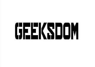 GEEKSDOM trademark