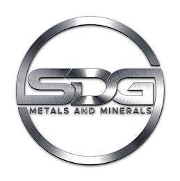 SDG METALS AND MINERALS trademark