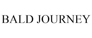 BALD JOURNEY trademark