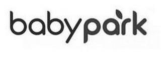 BABYPARK trademark