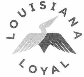 LOUISIANA LOYAL trademark