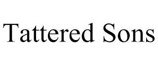 TATTERED SONS trademark