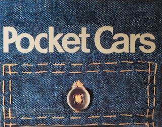 POCKET CARS trademark