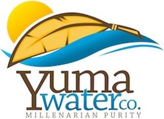 YUMA WATER CO. MILLENARIAN PURITY trademark
