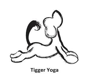 TIGGER YOGA trademark