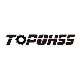 TOPOHSS trademark