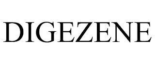 DIGEZENE trademark