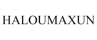 HALOUMAXUN trademark