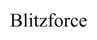 BLITZFORCE trademark