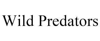 WILD PREDATORS trademark