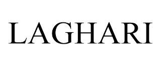 LAGHARI trademark