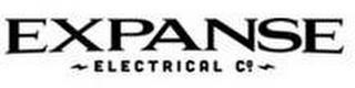 EXPANSE ELECTRICAL CO. trademark