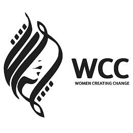 WCC WOMEN CREATING CHANGE trademark