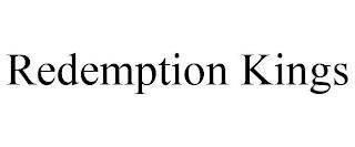 REDEMPTION KINGS trademark