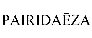 PAIRIDAEZA trademark