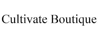 CULTIVATE BOUTIQUE trademark