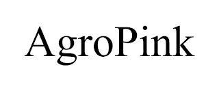 AGROPINK trademark