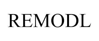 REMODL trademark