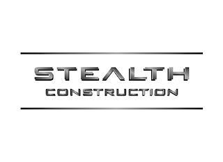STEALTH CONSTRUCTION trademark
