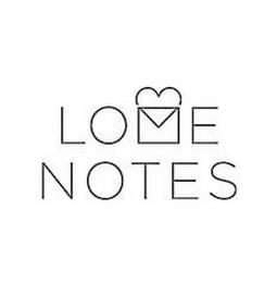 LOVE NOTES trademark
