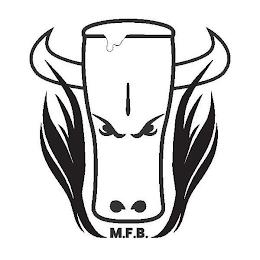 M.F.B. trademark