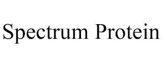 SPECTRUM PROTEIN trademark