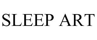 SLEEP ART trademark