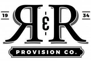 R&R PROVISION CO. 1934 trademark
