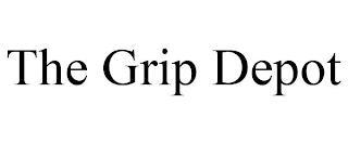 THE GRIP DEPOT trademark