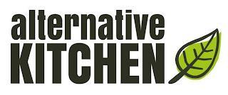 ALTERNATIVE KITCHEN trademark