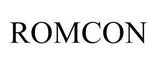ROMCON trademark