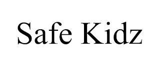 SAFE KIDZ trademark