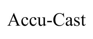 ACCU-CAST trademark
