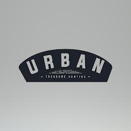 URBAN · TREASURE HUNTING · trademark