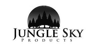 JUNGLE SKY PRODUCTS trademark