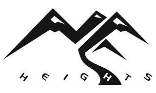 NE HEIGHTS trademark