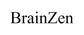 BRAINZEN trademark