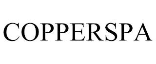 COPPERSPA trademark