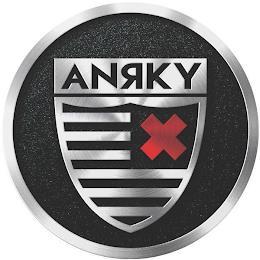 ANRKY X trademark