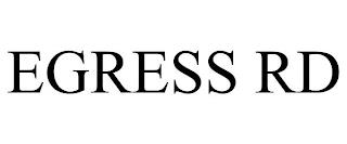 EGRESS RD trademark