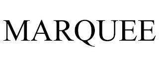 MARQUEE trademark