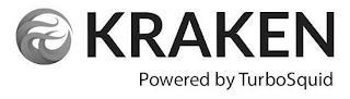 KRAKEN POWERED BY TURBOSQUID trademark
