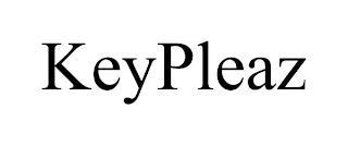 KEYPLEAZ trademark