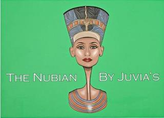 THE NUBIAN BY JUVIA'S trademark