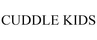 CUDDLE KIDS trademark