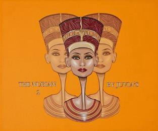 THE NUBIAN 2 BY JUVIA'S trademark