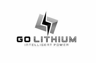 GO LITHIUM INTELLIGENT POWER trademark