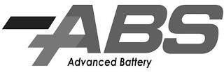 ABS ADVANCED BATTERY trademark