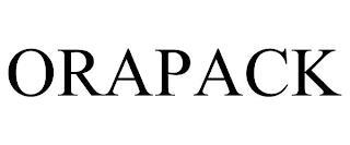 ORAPACK trademark